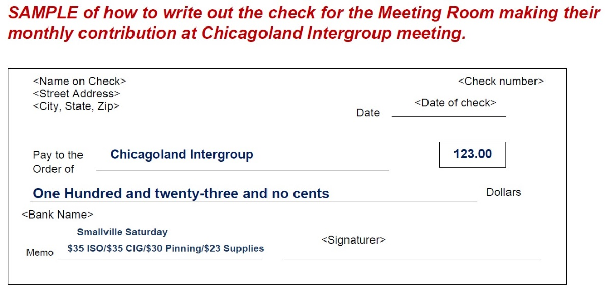 Intergroup Guidelines